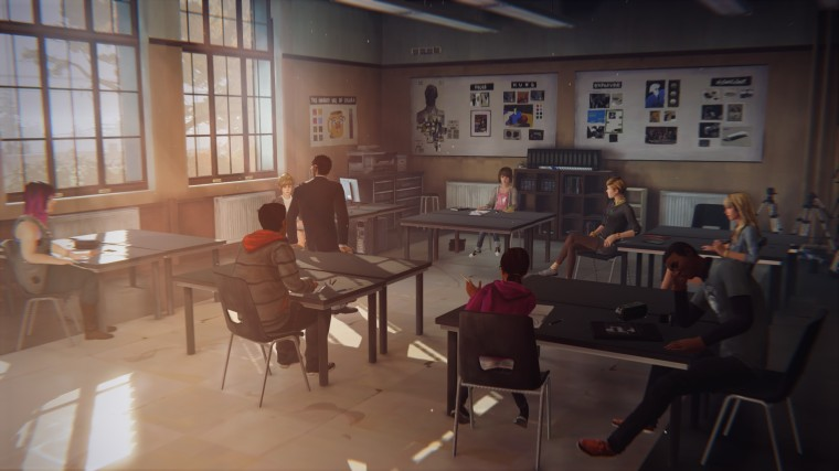 First_Scene_Classroom_Ep1